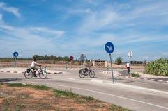 Anel-estrada fotos de stock royalty free