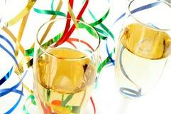 Anel no ano novo Fotos de Stock