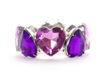 Anel ou bracelete Imagem de Stock Royalty Free