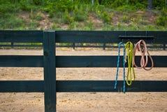 Anel vazio da equitação do ângulo largo Fotos de Stock