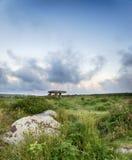 Anello di corda di Lanyon un dolmen neolitico Fotografie Stock