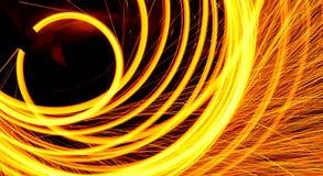 Anello di fuoco Fotografia Stock Libera da Diritti