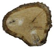 Anello di legno Immagini Stock