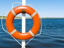 Anello di Lifebuoy Fotografia Stock