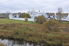 Anello di oro della Russia Suzdal' immagine stock