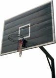 Anello di pallacanestro Fotografie Stock Libere da Diritti