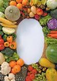 Anello di verdure Immagini Stock