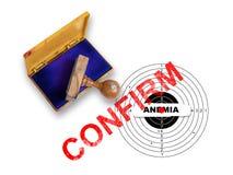 anemia Imagem de Stock