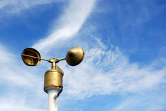 Anemometer Stock Images