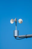 Anemometer stock photography