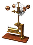 Anemometer Royalty Free Stock Images
