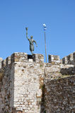 Anemoyannis Statue Stock Photography
