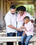 Anerkennung das ungeborene Lizenzfreies Stockfoto