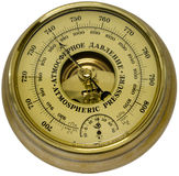 Aneroid barometer Stock Photos