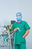 Anesthesiologist Στοκ Φωτογραφία