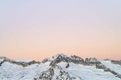 Aneto Peak Royalty Free Stock Image