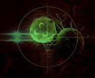aneurysm de cerveau Photo libre de droits