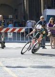 Anezcka Drahotova, CZE. Championshi οδικών κόσμων UCI Στοκ Εικόνα