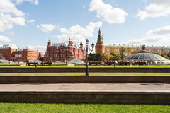 Anezh Square cityscape Royalty Free Stock Photography