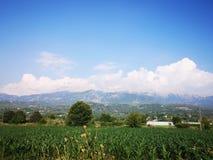 Anfänge Taurus Mountainss lizenzfreies stockbild