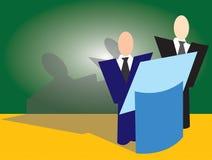 anförande stock illustrationer