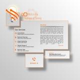 Anförandebubbla/ask Fotografering för Bildbyråer