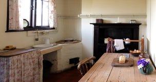 Anfang- des 20. Jahrhundertsküche, Großbritannien Stockfoto
