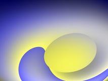 Anfang einer Lebensdauer ein Ei. Lizenzfreie Stockfotografie