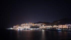 Anfi Del Mar,大加那利岛海岛,西班牙 免版税库存图片