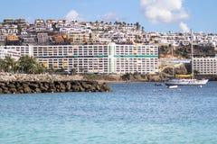Anfi del Mar, νησί θλγραν θλθαναρηα, Ισπανία Στοκ εικόνες με δικαίωμα ελεύθερης χρήσης