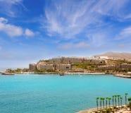 Anfi del Mar Anfidelmar beach in Gran Canaria Stock Photography