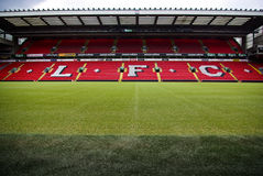 Anfield stadium Royalty Free Stock Photography
