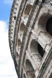 Anfiteatro弗拉维奥- Colosseo 图库摄影