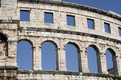 Anfiteatro imagen de archivo libre de regalías