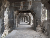 Anfiteatro Arles fotografia de stock