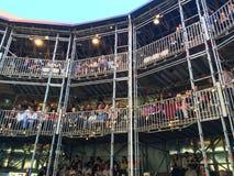 Anfiteatro Auckland do globo do PNF-acima foto de stock royalty free