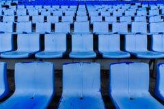 Anfiteatro azul Fotos de Stock