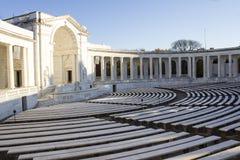 Anfiteatro de Arlington Imagen de archivo libre de regalías