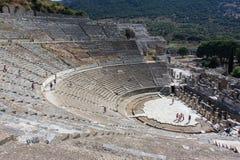 Anfiteatro de Efes fotografia de stock royalty free
