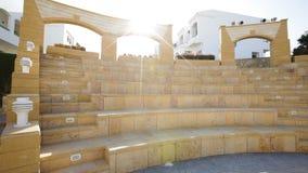 Anfiteatro de piedra viejo metrajes