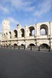 Anfiteatro di Arles Immagini Stock