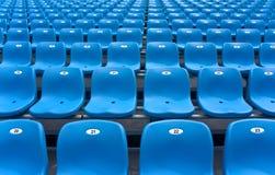 Anfiteatro do estádio Foto de Stock Royalty Free