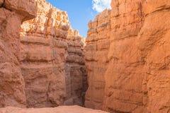 Anfiteatro en Bryce Canyon National Park, UT imágenes de archivo libres de regalías
