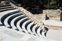 Anfiteatro en Kos Imagenes de archivo