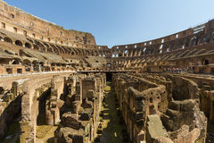 Anfiteatro Flavio Ρώμη Στοκ Εικόνα