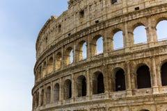Anfiteatro Flavio Rome Arkivbilder
