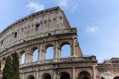 Anfiteatro Flavio Rome Royaltyfri Fotografi