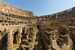 Anfiteatro Flavio Rome Fotografering för Bildbyråer