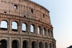Anfiteatro Flavio Rome Arkivbild