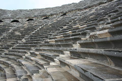 Anfiteatro lateral Imagen de archivo